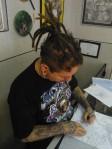 tatuagem trash