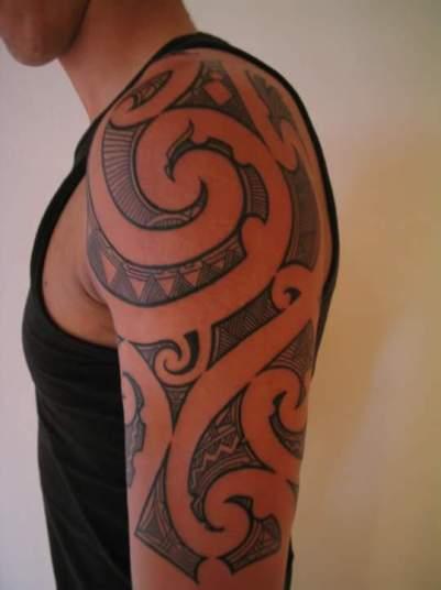 Tattoo Maori por 3rd Marc